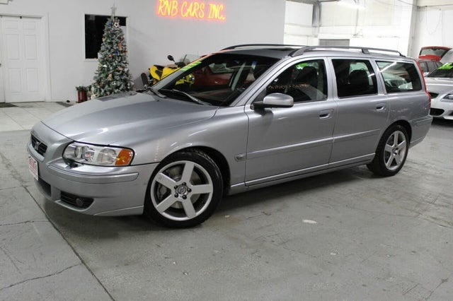 Used 2007 Volvo V70 R For Sale Right Now Cargurus
