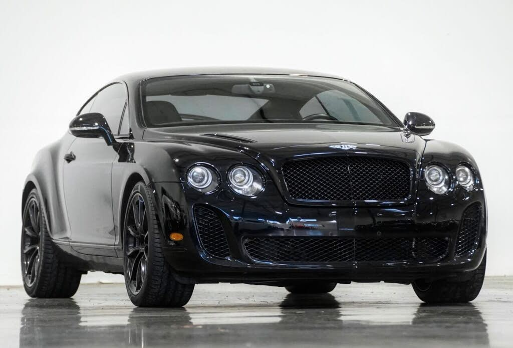 Used 2011 Bentley Continental Supersports For Sale Right Now Cargurus
