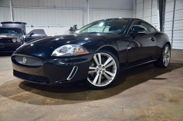 2011 Jaguar XK-Series XK Coupe RWD