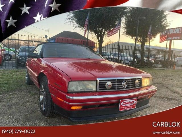 1993 Cadillac Allante FWD