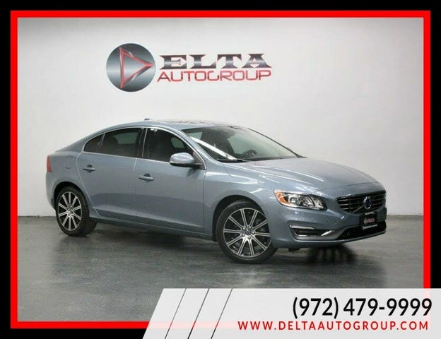 2017 Volvo S60 T5 Inscription AWD