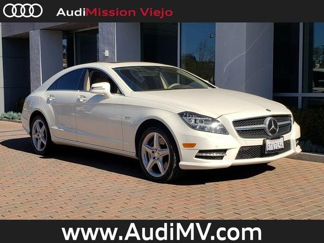 2012 Mercedes-Benz CLS-Class CLS 550 4MATIC