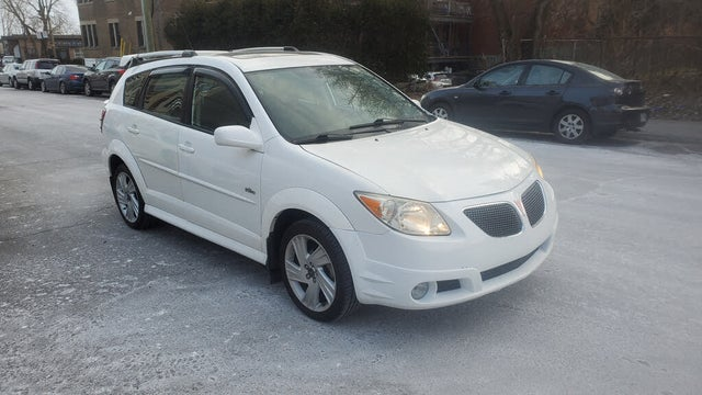 2006 Pontiac Vibe Base AWD