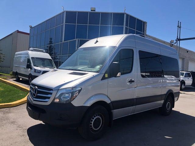 2018 Mercedes-Benz Sprinter 2500 144 V6 Passenger Van