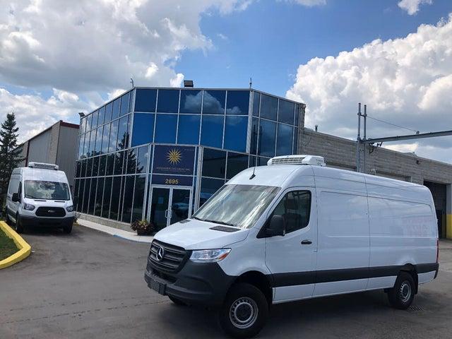 2019 Mercedes-Benz Sprinter 3500 XD 170 V6 High Roof Crew Van 4WD