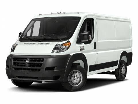 2018 RAM ProMaster 1500 118 Low Roof Cargo Van