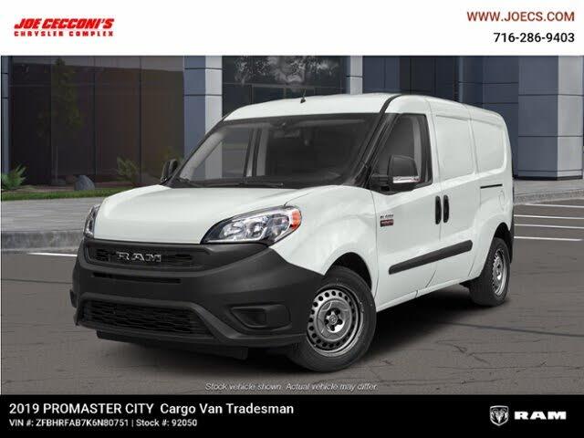 2019 RAM ProMaster City Tradesman Cargo Van FWD