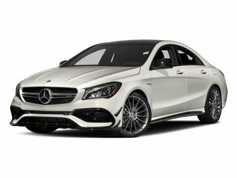 2018 Mercedes-Benz CLA-Class CLA AMG 45