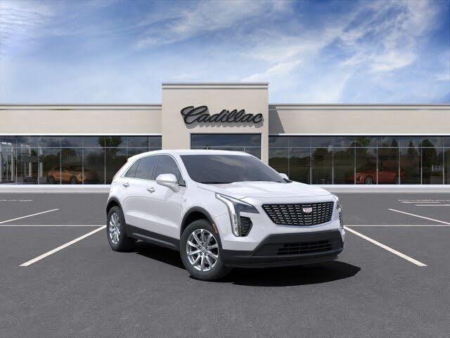 2021 Cadillac XT4 Luxury FWD