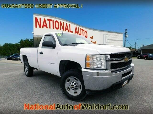 2011 Chevrolet Silverado 2500HD Work Truck LB RWD