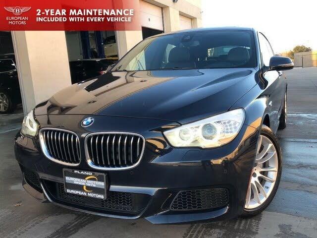 2017 BMW 5 Series Gran Turismo 535i RWD