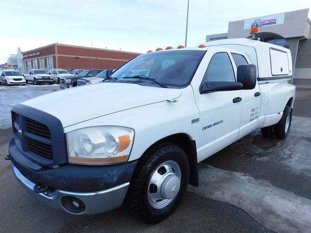 2006 Dodge RAM 3500 Laramie Quad Cab LB RWD