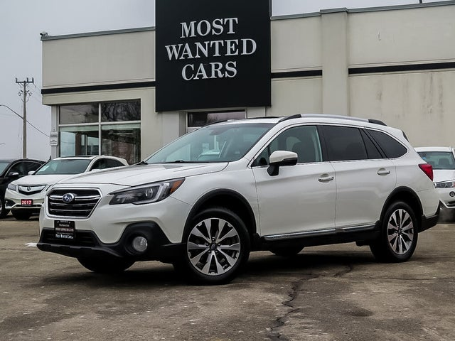 2018 Subaru Outback 3.6R Premier AWD with EyeSight Package