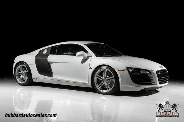 2009 Audi R8 quattro Coupe AWD