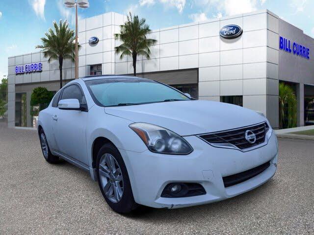 Used Nissan Altima Coupe For Sale In Sarasota Fl Cargurus
