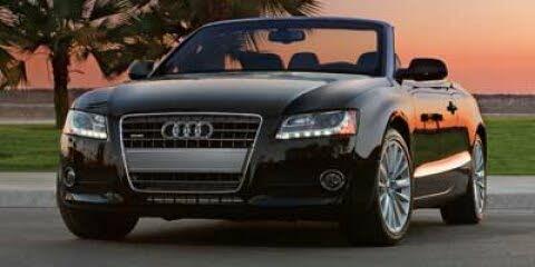 2011 Audi A5 2.0T quattro Premium Plus Cabriolet AWD