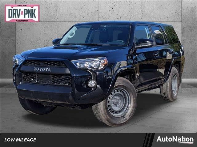 2020 Toyota 4Runner TRD Pro 4WD