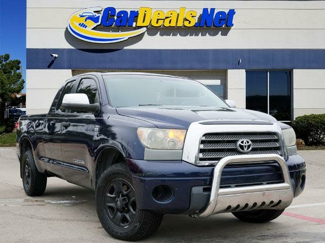 2007 Toyota Tundra Limited 4.7L Double Cab RWD