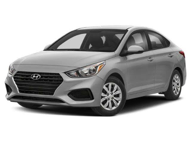 2021 Hyundai Accent SE FWD