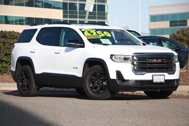 2020 GMC Acadia AT4 AWD