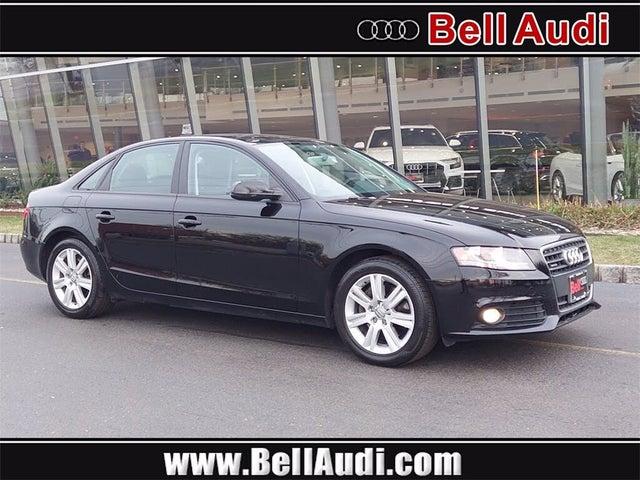 2011 Audi A4 2.0T quattro Premium AWD