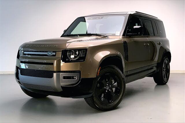 Used 2021 Land Rover Defender 110 X-Dynamic HSE AWD for ...