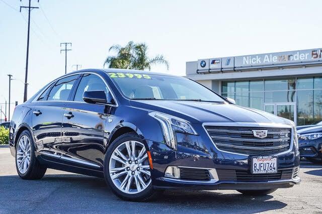 2018 Cadillac XTS Luxury AWD