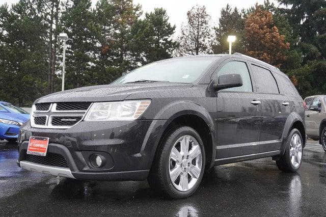 2011 Dodge Journey Lux AWD