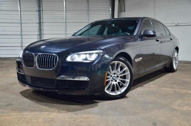 2015 BMW 7 Series 750Li xDrive AWD