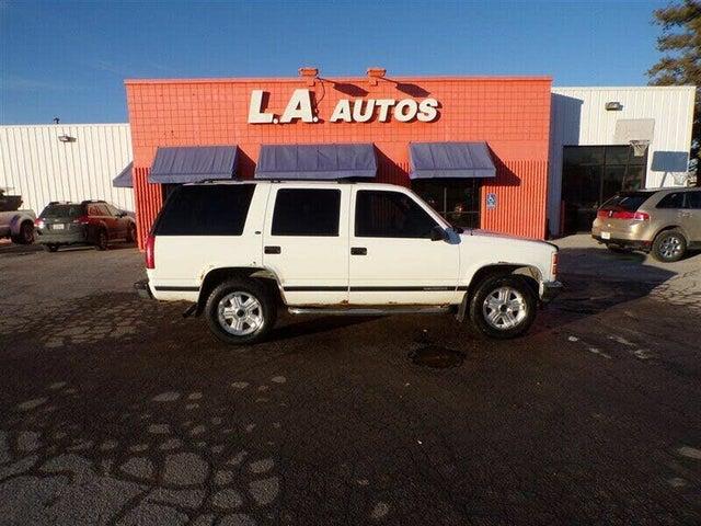 1998 GMC Yukon SLT 4WD