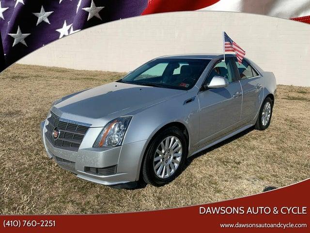 2011 Cadillac CTS 3.0L AWD