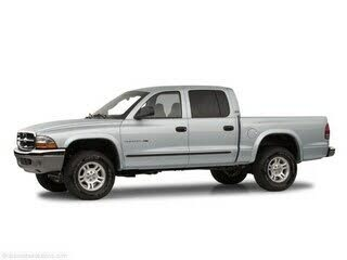 2001 Dodge Dakota Sport Quad Cab RWD