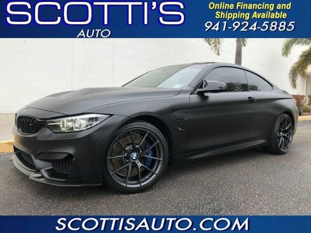 2019 BMW M4 CS Coupe RWD