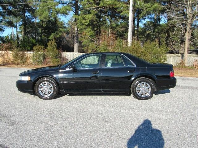 2002 Cadillac Seville SLS FWD