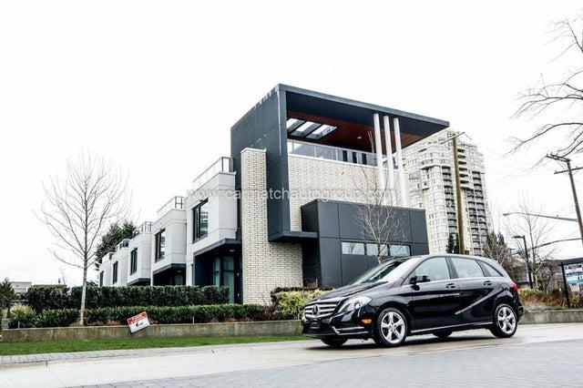 2014 Mercedes-Benz B-Class B 250