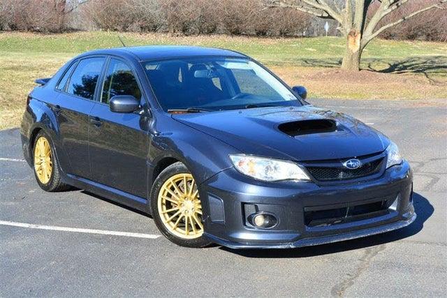 2013 Subaru Impreza WRX Premium Package
