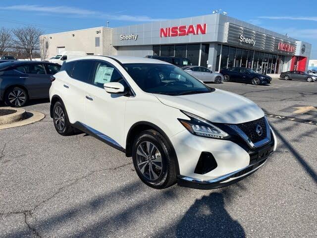 2020 Nissan Murano S AWD