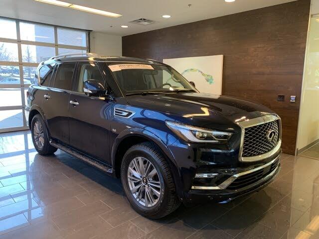 2019 INFINITI QX80 Luxe RWD
