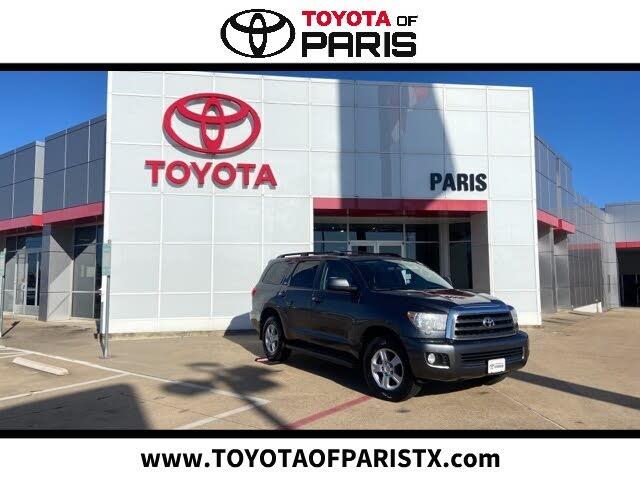 2012 Toyota Sequoia SR5 5.7L 4WD