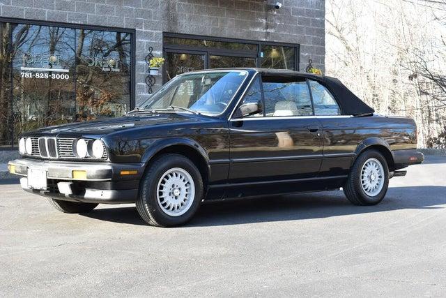 1988 BMW 3 Series 325i Convertible RWD