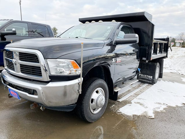 2012 RAM 3500 Chassis ST Crew Cab 172.4 in. 4WD DRW