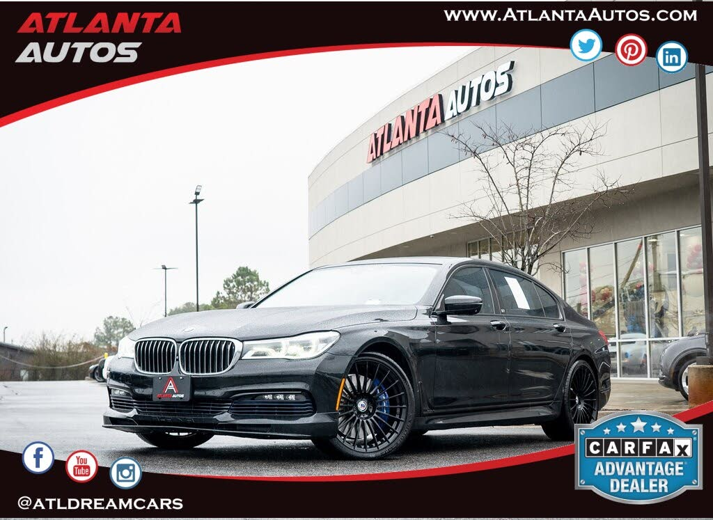 Used 2017 Bmw 7 Series Alpina B7 Xdrive Awd For Sale Right Now Cargurus