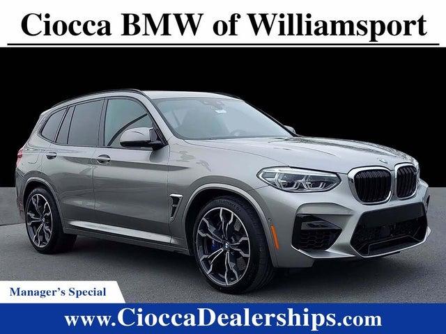 2020 BMW X3 M AWD