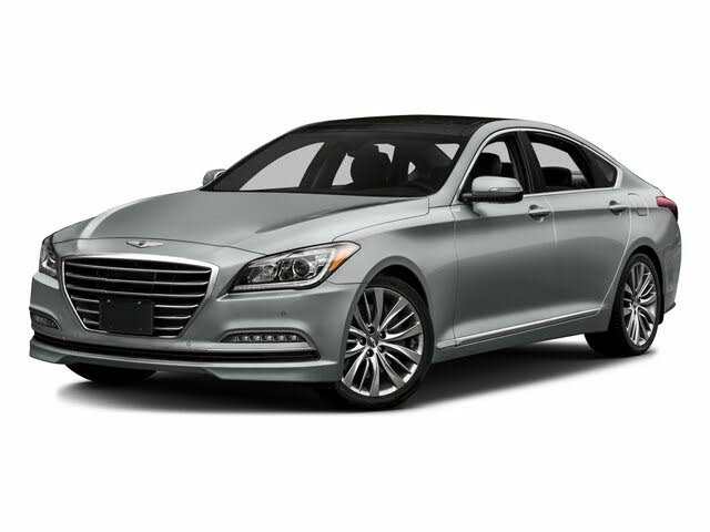 2016 Hyundai Genesis 3.8 AWD