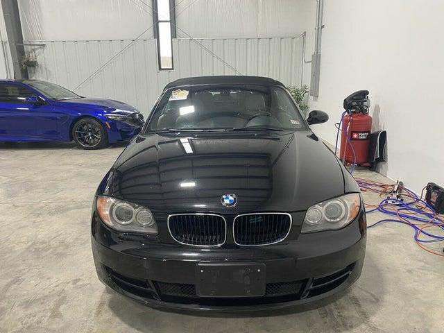 2008 BMW 1 Series 128i Convertible RWD