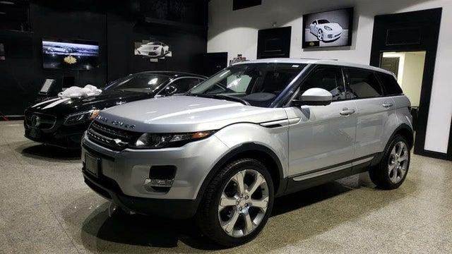 2014 Land Rover Range Rover Evoque Prestige Hatchback