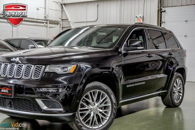 2017 Jeep Grand Cherokee Summit 4WD