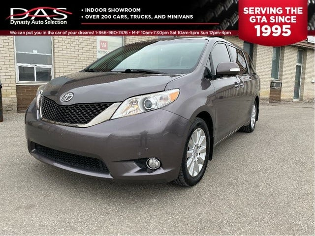 2014 Toyota Sienna Limited 7-Passenger AWD
