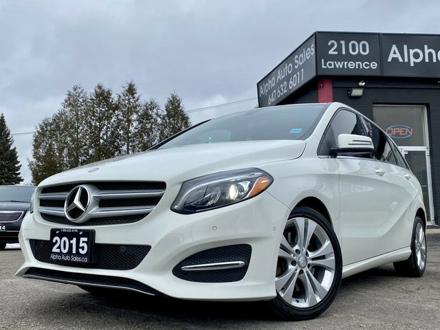 2015 Mercedes-Benz B-Class B 250 Sports Tourer AWD