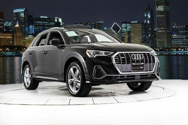 2020 Audi Q3 2.0T quattro Prestige S Line AWD